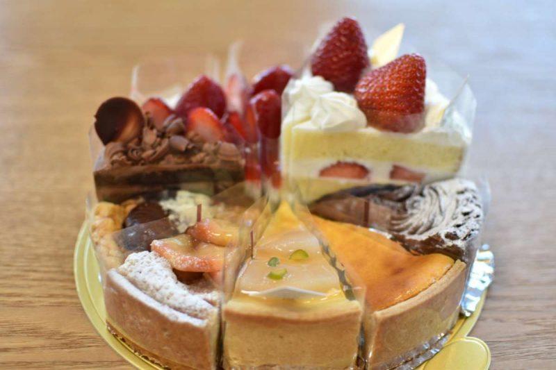 アソートケーキ