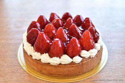 タルト・ケーキ